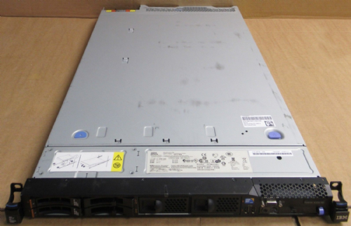 IBM System x3550 M3 7944-S8T Quad-Core E5640 2.13GHz 128GB Ram 600GB 1U Server